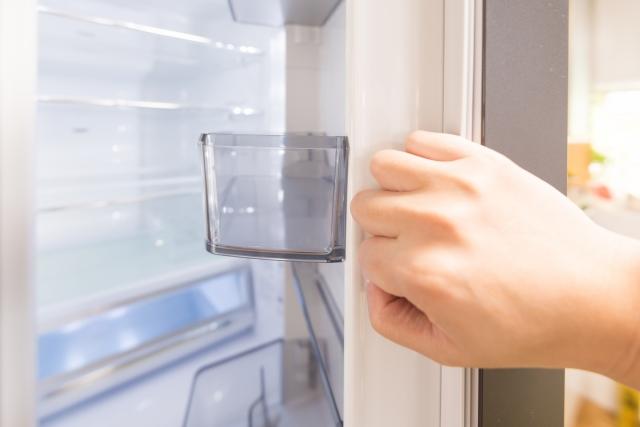 冷蔵庫での保存
