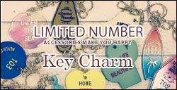 LIMITED NUMBER Key Charm